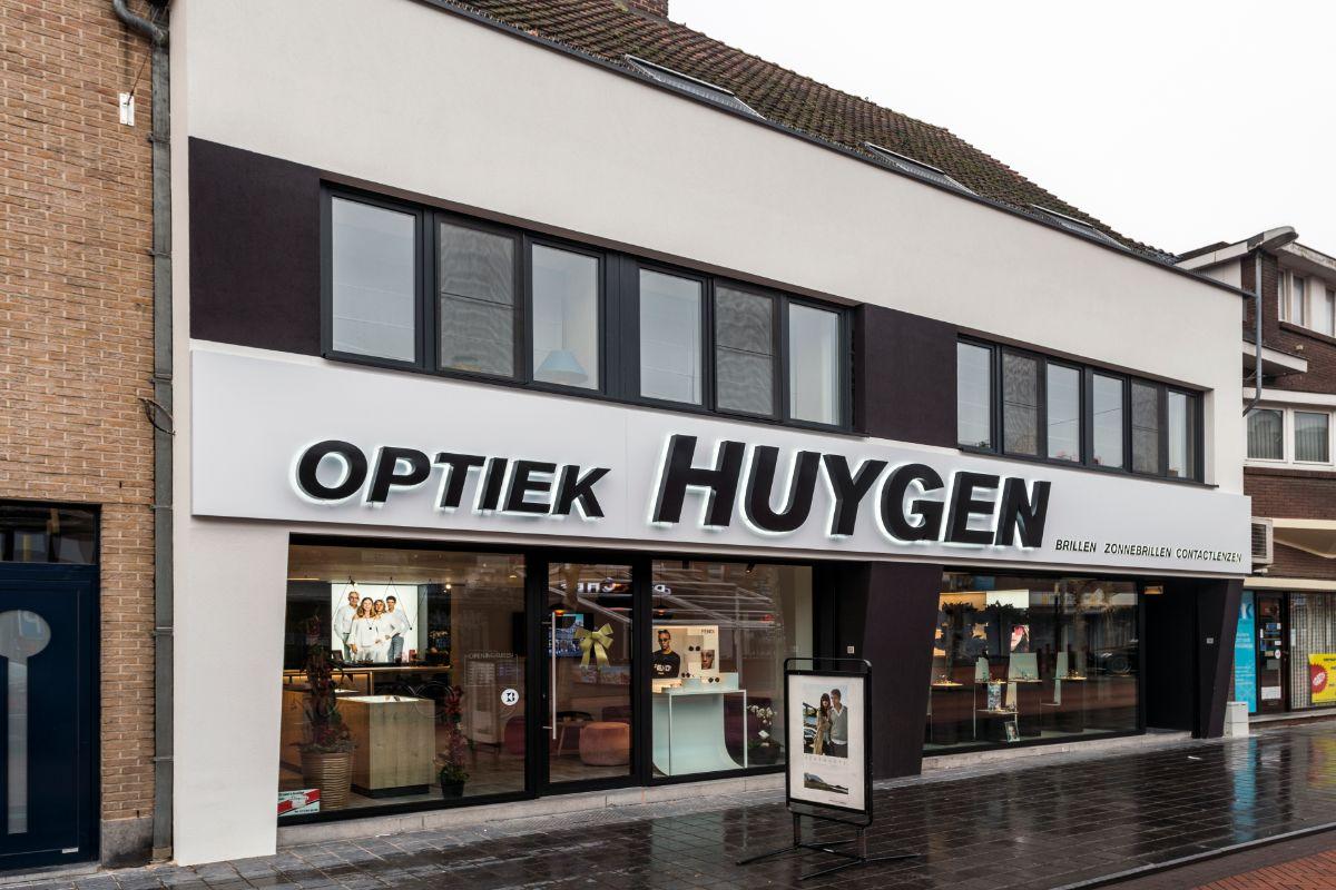 Winkelinrichting Optiek Huygen